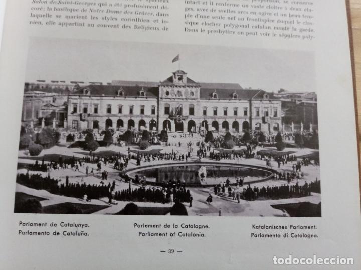 Libros antiguos: BARCELONA 1934 - 1935 - ANUARIO DE LA CIUDAD - SOCIEDAD DE ATRACCION DE FORASTEROS - Foto 5 - 168540236