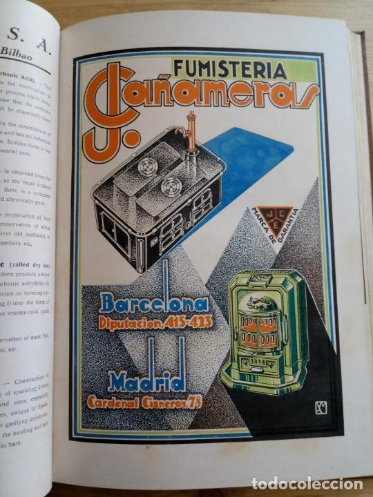 Libros antiguos: BARCELONA 1934 - 1935 - ANUARIO DE LA CIUDAD - SOCIEDAD DE ATRACCION DE FORASTEROS - Foto 6 - 168540236