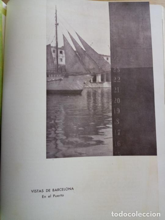 Libros antiguos: BARCELONA 1934 - 1935 - ANUARIO DE LA CIUDAD - SOCIEDAD DE ATRACCION DE FORASTEROS - Foto 8 - 168540236