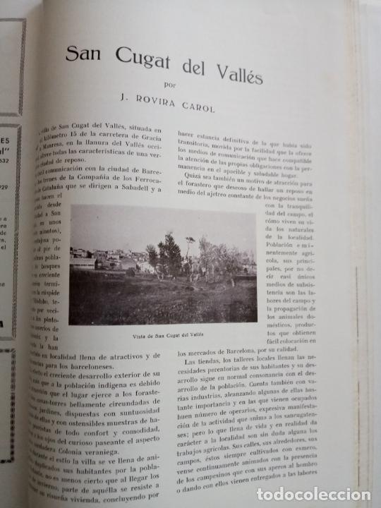Libros antiguos: BARCELONA 1934 - 1935 - ANUARIO DE LA CIUDAD - SOCIEDAD DE ATRACCION DE FORASTEROS - Foto 10 - 168540236