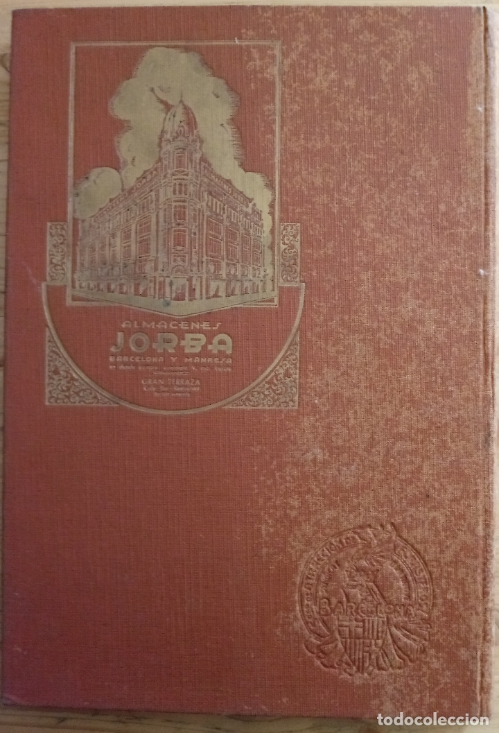 Libros antiguos: BARCELONA 1934 - 1935 - ANUARIO DE LA CIUDAD - SOCIEDAD DE ATRACCION DE FORASTEROS - Foto 14 - 168540236