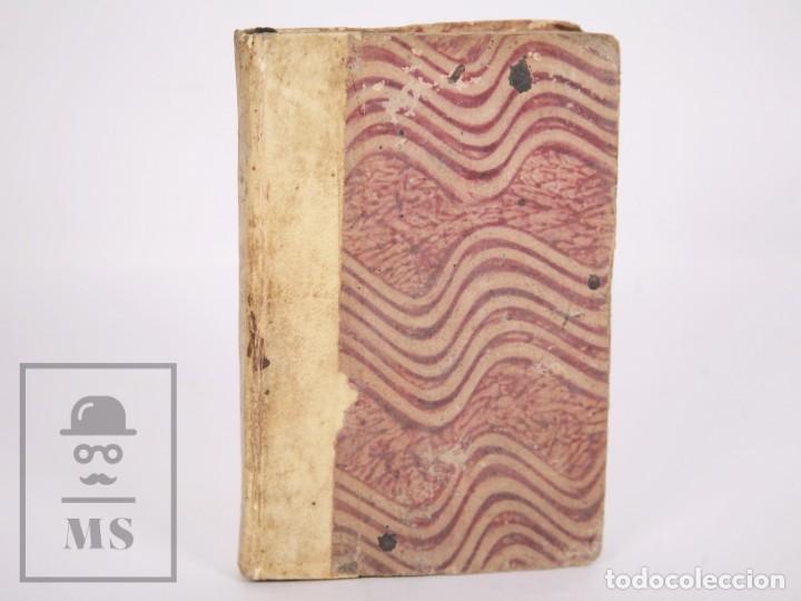 ANTIGUO LIBRO SEGUNDA PARTE DE LA GRAMÁTICA LATINA, P. AGUSTÍN DE S. JUAN BAUTISTA - BARCELONA, 1835 (Libros Antiguos, Raros y Curiosos - Ciencias, Manuales y Oficios - Otros)