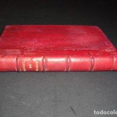 Libros antiguos: 1837 NUEVO MANUAL COMPLETO DE MARINA PRIMERA PARTE APAREJO VERDIER EN FRANCÉS. Lote 168596524