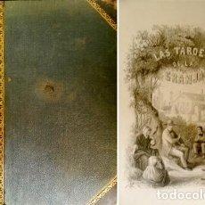 Libros antiguos: DUCRAY-DUMINIL, FRANÇOIS. LAS TARDES DE LA GRANJA Ó LECCIONES MORALES E INSTRUCTIVAS... (HACIA 1860). Lote 168698020