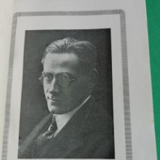 Libros antiguos: J.M.FOLCH I TORRES COLECCIÒN DE 7 NOVELAS AÑO 1924. Lote 168718912