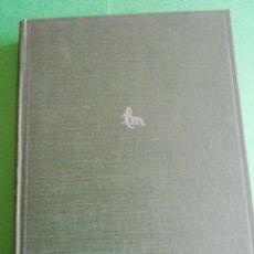 Libros antiguos: TEATRE DE LA NATURA DE A.ROVIRA I VIRGILI AÑO 1928. Lote 168722928