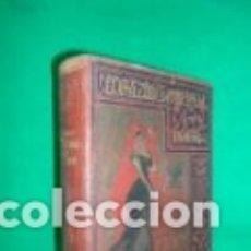 Libros antiguos: CORAZÓN DE MUJER, ALVARO CARRILLO, ED. J. SEIX, CON 5 CROMOLITOGRAFÍAS, TOMOS I Y II, 1891. Lote 168730292