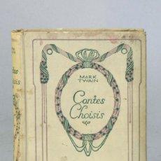 Libros antiguos: CONTES CHOISIS. Lote 168786520