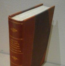 Libros antiguos: HISTORIA DE LA REAL JUNTA PARTICULAR DE COMERCIO DE BARCELONA. ÁNGEL RUIZ Y PABLO.. Lote 168799444