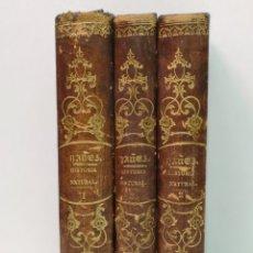 Libros antiguos: LECCIONES DE HISTORIA NATURAL, DR. AGUSTIN YAÑEZ Y GIRONA. BARCELONA, 1844. Lote 168814796