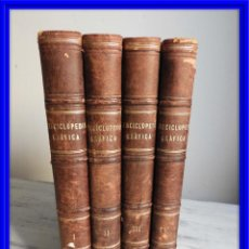 Libros antiguos: ENCICLOPEDIA GRAFICA EDIT.CERVANTES 1930-31. Lote 168859700