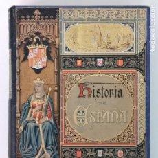 Libros antiguos: HISTORIA DE ESPAÑA GEOLOGÍA. MADRID 1893. Lote 168936572