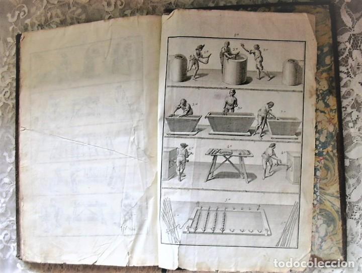 Libros antiguos: TRATADO INSTRUCTIVO Y PRÁCTICO DEL ARTE DE LA TINTURA - 1778 - LUIS FERNÁNDEZ - Foto 7 - 168991052