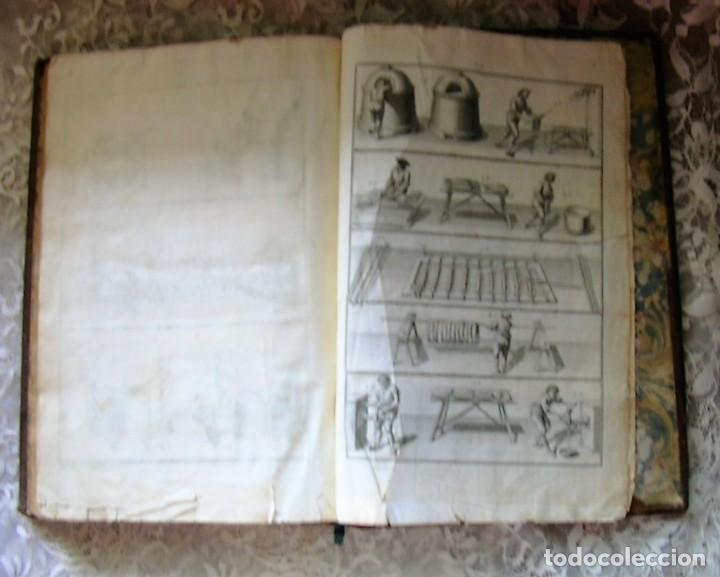 Libros antiguos: TRATADO INSTRUCTIVO Y PRÁCTICO DEL ARTE DE LA TINTURA - 1778 - LUIS FERNÁNDEZ - Foto 8 - 168991052