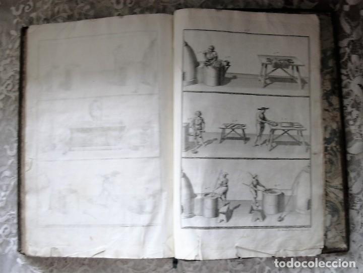 Libros antiguos: TRATADO INSTRUCTIVO Y PRÁCTICO DEL ARTE DE LA TINTURA - 1778 - LUIS FERNÁNDEZ - Foto 9 - 168991052