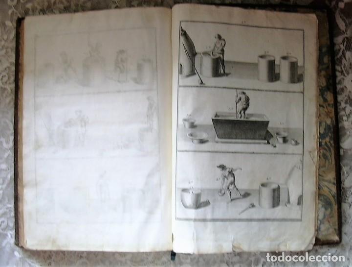 Libros antiguos: TRATADO INSTRUCTIVO Y PRÁCTICO DEL ARTE DE LA TINTURA - 1778 - LUIS FERNÁNDEZ - Foto 10 - 168991052