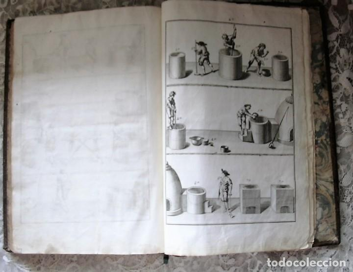Libros antiguos: TRATADO INSTRUCTIVO Y PRÁCTICO DEL ARTE DE LA TINTURA - 1778 - LUIS FERNÁNDEZ - Foto 11 - 168991052