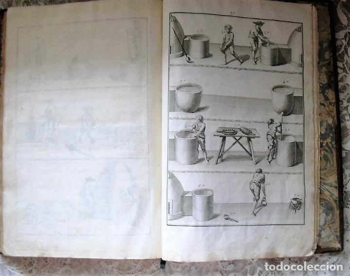 Libros antiguos: TRATADO INSTRUCTIVO Y PRÁCTICO DEL ARTE DE LA TINTURA - 1778 - LUIS FERNÁNDEZ - Foto 12 - 168991052