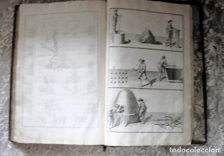Libros antiguos: TRATADO INSTRUCTIVO Y PRÁCTICO DEL ARTE DE LA TINTURA - 1778 - LUIS FERNÁNDEZ - Foto 13 - 168991052