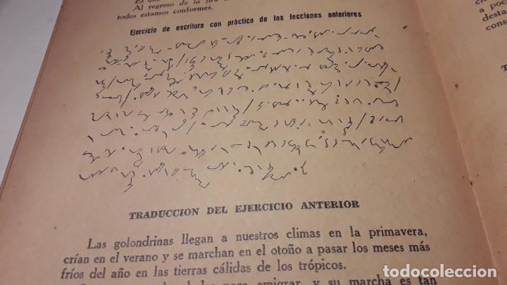 Libros antiguos: TRATADO DE TAQUIGRAFÍA MARTINIANA MODERNA, 1934 (León Sanz Lodre) - Foto 6 - 169014936
