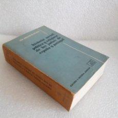 Libros antiguos: HISTORIA SOCIAL Y POLÍTICA DE LOS JUDÍOS DE ESPAÑA Y PORTUGAL, AMADOR DE LOS RÍOS, ED. AGUILAR. Lote 169080220