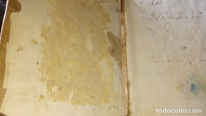 Libros antiguos: ~~~~ PROMTUARIO TRILINGUE, VOCES PARA EL COMERCIO POLITICO Y SOCIABLE, 1771 IMPRENTA, PERGAMINO ~~~~ - Foto 3 - 169215128
