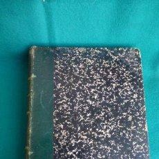 Libros antiguos: GUIA PRACTICA DEL OFICIAL DE TELEGRAFOS. AMALIO DEL REY Y VILLANUEVA.1892.. Lote 169218352