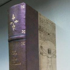 Libros antiguos: LIBRO SECRETO, DE CAUDALES O CAJALIBRO TÍTULO EL TESORO DE SIERRA MADRE /BERN TRAVEN. PIEL ARTESANAL. Lote 169233404