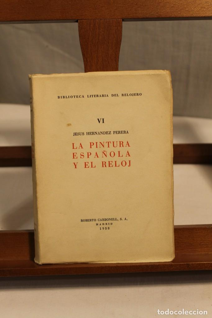 Libros antiguos: BIBILOTECA LITERARIA DEL RELOJERO, CINCO VOLÚMENES - Foto 9 - 169238268