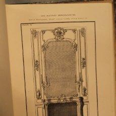 Libros antiguos: D. GUILMARD, LES MAITRES ORNEMANISTES, PARIS 1880. Lote 169240924