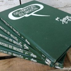 Libros antiguos: LA HISTORIA DE ESPAÑA POR FORGES (5 VOL. Nº 1,2,3,5,6)- LIBROS Y PUBLICACIONES PERIÓDICAS, 1985.. Lote 169308732