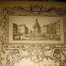 Libros antiguos: ~~~~ CATALOGO GENERAL ILUSTRADO DE LA EXPOSICION DEL ANTIGUO MADRID, 1926 - EDIFICIO DEL HOSPIC ~~~~. Lote 169316308
