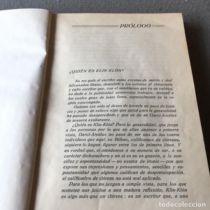 Libros antiguos: Cuentos de Klin-Klón. Félix Garci-Arcéluz. (1926). - Foto 8 - 169350980