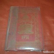 Libri antichi: LA COCINA ORIGINAL ESPAÑOLA (1ª Y ÚNICA EDICIÓN EN MÁLAGA EN 1931) - JOSÉ GÓMEZ GONZÁLEZ. Lote 169398140