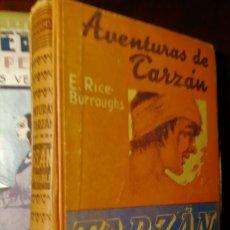 Libros antiguos: TARZÁN EL TERRIBLE. AÑO 1928. EDGAR RICE BURROUGHS. ESTÁ PARA RECOGER EN MURCIA. Lote 169607608