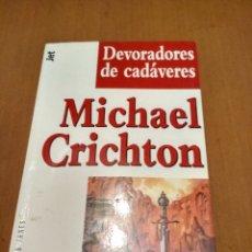 Libros antiguos: DEVORADORES DE CADÁVERES. Lote 169741548