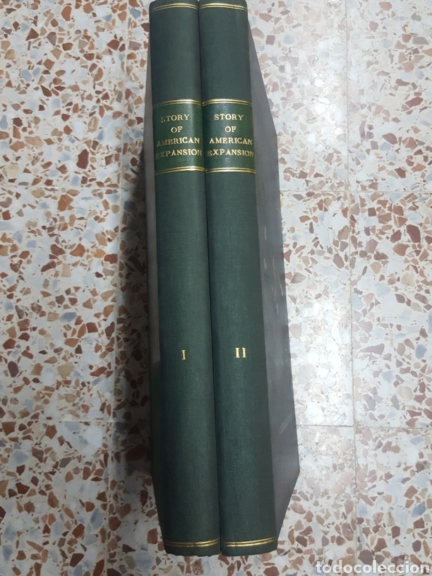 Libros antiguos: THE OFFICIAL AND PICTORICAL RECORD OF THE STORY OF AMERICAN EXPANSION 1904 Guerra Cuba, Filipinas... - Foto 34 - 169764125