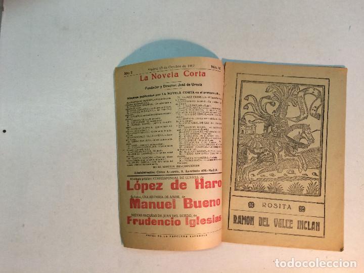Libros antiguos: Lote Valle Inclán (8 publicaciones) - Foto 4 - 169935956