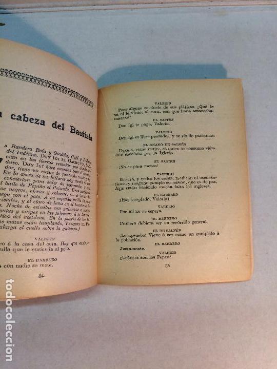 Libros antiguos: Lote Valle Inclán (8 publicaciones) - Foto 7 - 169935956