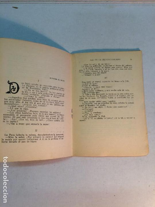 Libros antiguos: Lote Valle Inclán (8 publicaciones) - Foto 9 - 169935956