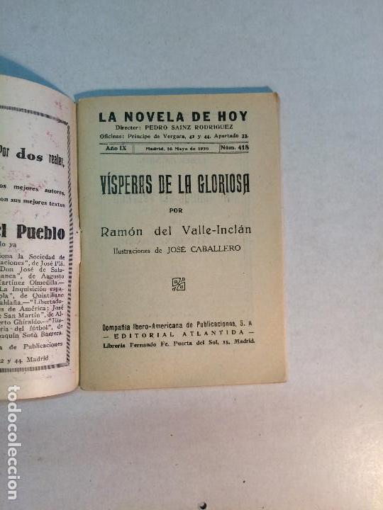 Libros antiguos: Lote Valle Inclán (8 publicaciones) - Foto 12 - 169935956