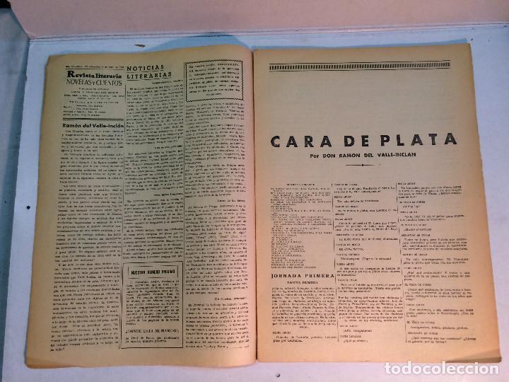 Libros antiguos: Lote Valle Inclán (8 publicaciones) - Foto 18 - 169935956