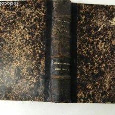 Libros antiguos: CRÓNICA GENERAL DE ESPAÑA, ANTILLAS, FILIPINAS, CANARIAS, BALEARES Y FERNANDO POO, MADRID, 1871.. Lote 170025840