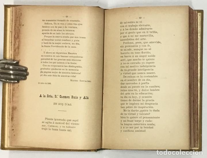 Libros antiguos: ALBUM-RECUERDO. Recopilación de los exámenes y exposiciones del método de corte. - RUÍZ Y ALÁ, Carme - Foto 3 - 123241802
