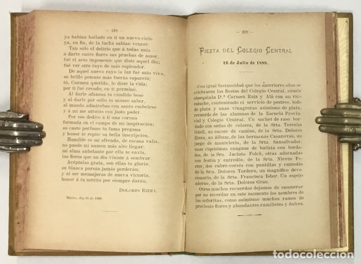 Libros antiguos: ALBUM-RECUERDO. Recopilación de los exámenes y exposiciones del método de corte. - RUÍZ Y ALÁ, Carme - Foto 4 - 123241802