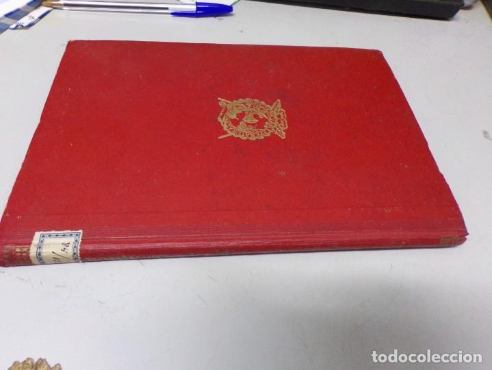 Libros antiguos: A.Daudet: LAS AVENTURAS de TARTARÍN DE TARASCÓN, Ed.DALMAU CARLES 1930, J.Carrera ilustrador - Foto 4 - 170218784