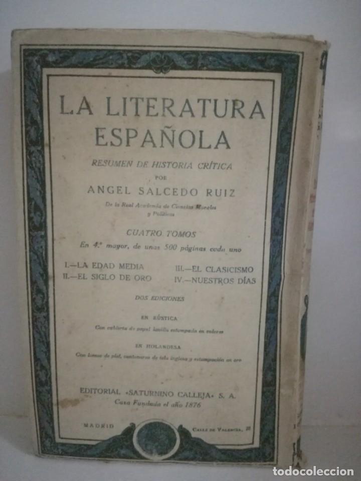 Libros antiguos: EMILIO SALGARI: LOS MINEROS DE ALASKA - TOMO 1 . **SATURNINO CALLEJA** - Foto 2 - 170241548