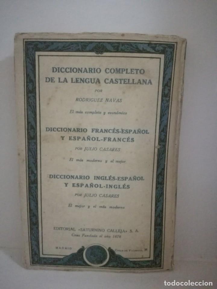 Libros antiguos: EMILIO SALGARI: LOS MINEROS DE ALASKA - TOMO 2 . **SATURNINO CALLEJA** - Foto 2 - 170241624