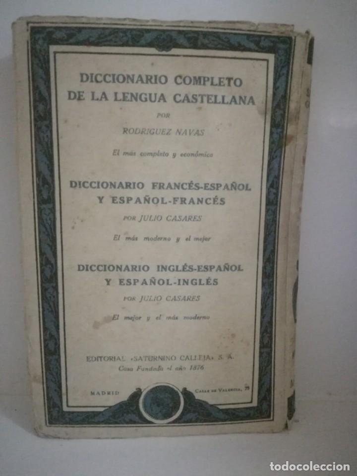 Libros antiguos: EMILIO SALGARI: LOS MINEROS DE ALASKA - TOMO 3 . **SATURNINO CALLEJA** - Foto 2 - 170241752