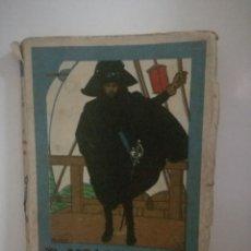 Livros antigos: EMILIO SALGARI: EL CORSARIO NEGRO. **SATURNINO CALLEJA**. Lote 170245880